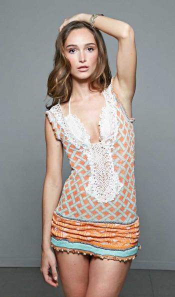 maggie may lattice dress