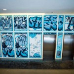 Interactive Graffiti Exhibit at Sixty Soho Signals Hotel's Renovation