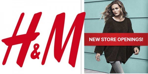 hm store opening