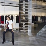 Victoria Beckham Opens Free-Standing Store
