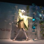 Neiman Marcus Art of Giving Store Windows #TBT