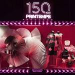 The 150th Anniversary Store Windows at Printemps