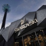 Swarovski Opens On Las Vegas Strip, Featuring Starburst Light Show
