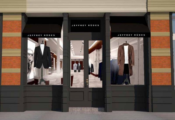 Jeffrey Rudes Soho Store (3)