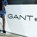 The Set of Gant Spring 2016 Presentation