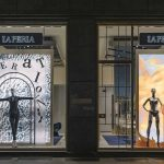 La Perla Store Windows: LIBERATION