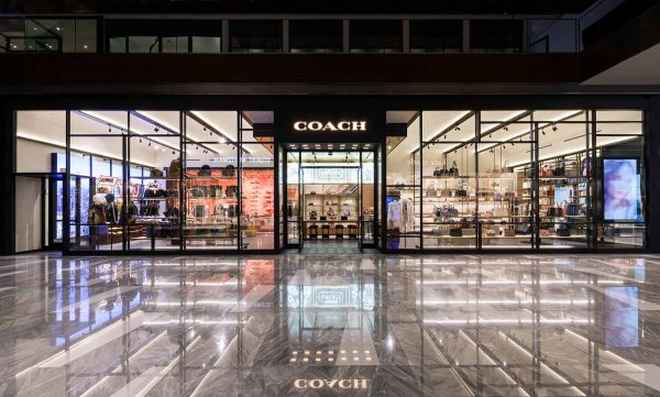COACH Hudson Yards NY