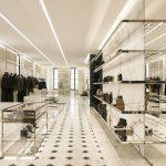 Saint Laurent Opens New Concept Store In Paris